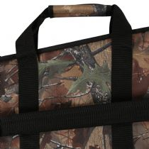 "Riverside CAMO EX-PRO 2 Deluxe 48"" Scoped Rifle Air Gun Slip Bag Case Handle New"
